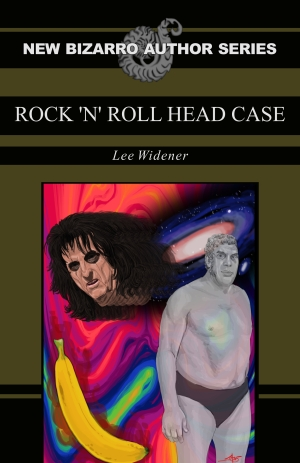 Rock n Roll Headcase by Lee Widener