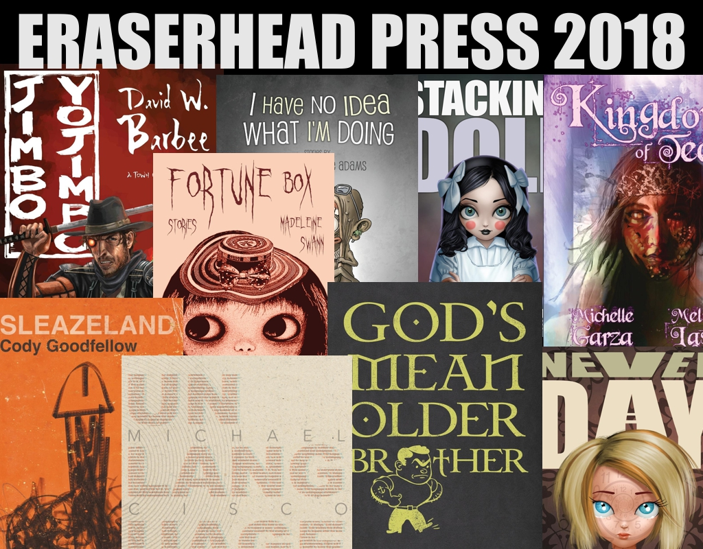 New Books 2018